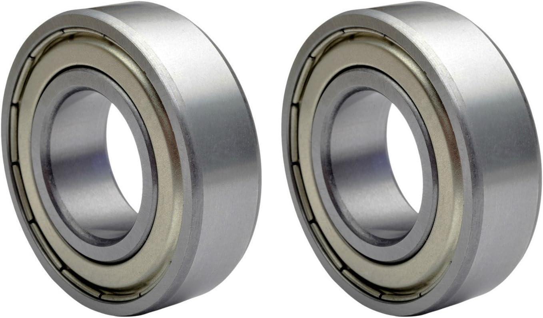 10 x Ball Bearings 10mm x 3mm x 4mm 10x3x4 10 x 3 x 4 Chrome Steel Shield