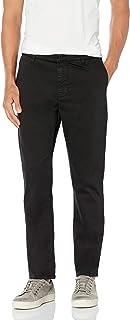 Nudie Unisex Easy Alvin Black Casual Pants