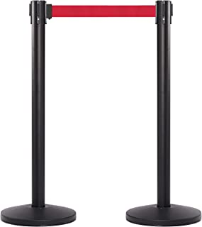 Best cheap red rope stanchion set Reviews