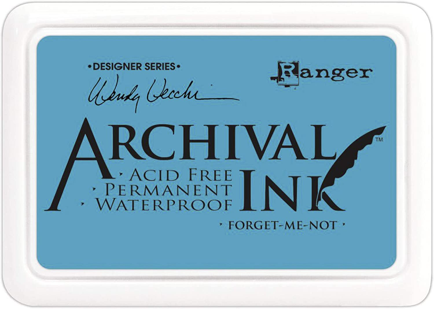 Wendy Vecchi Archival OFFer Ink Pad Not Me Forget Ranking TOP18