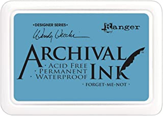 Ranger Forget-Me-Not Archival Ink Pad