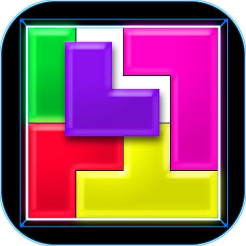 Block Puzzle Neon