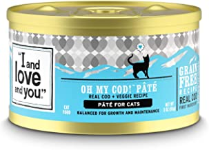 I and Love and You Naked Essentials Canned Wet Cat Food - Grain Free, Canned (Variety of Flavors)