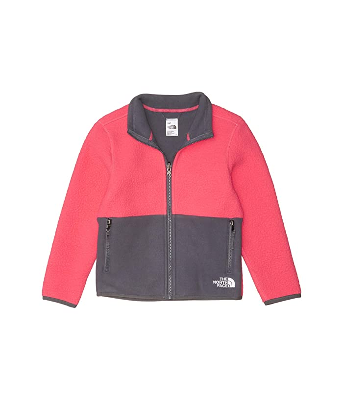 Reversible Sherpalito Jacket (Little Kids/Big Kids) Paradise Pink