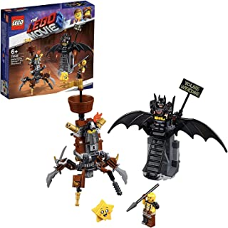 LEGO 70836 Filmen 2 Battle-Ready Batman och MetalBeard