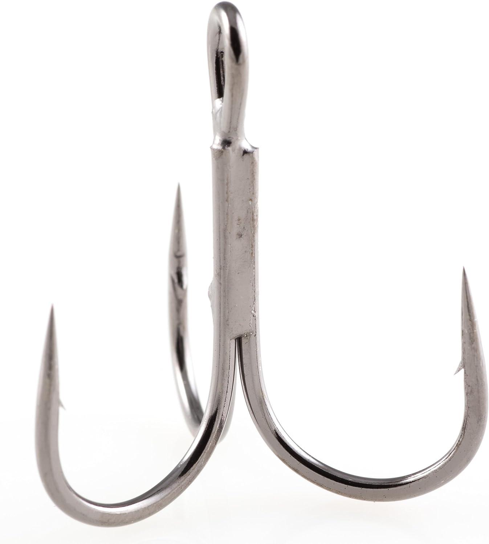Selling half rankings Owner 5836-091 Stinger-36 Treble Fishing Hook Sma Black Chrome