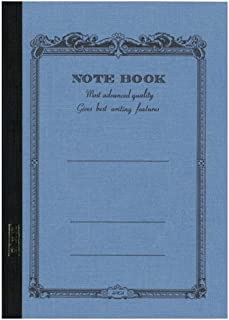 Apica CD Notebook - CD15 - Semi B5 - 6.5 mm Rule - Sky Blue
