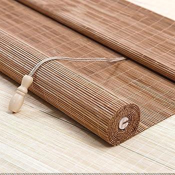 Victoria M. - Klemmfix Persiana Estor de bambú para Interiores 70 ...