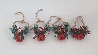 DUE ESSE CHRISTMAS S.r.l Babbo Natale Volante 35cm LU001801C