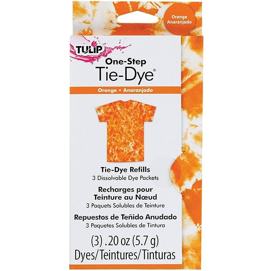 Tulip One-Step Dye Refills Orange