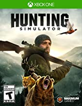 xbox hunting simulator