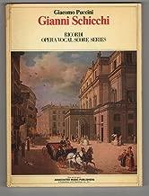 Gianni Schicchi: Opera in One Act (Ricordi Opera Vocal Score Series, 132848)
