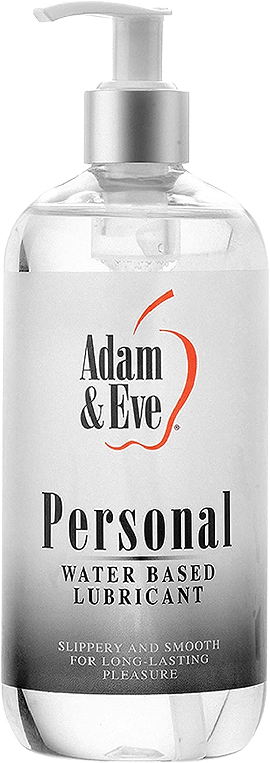 Adam Eve Max 90% OFF Water Based Lube Choice 16 Men Personal oz. Lubricant for