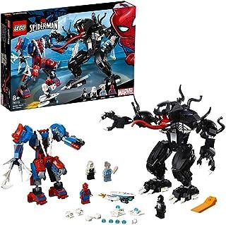 LEGO Super Heroes Robot-Araña vs. Venom, juguete
