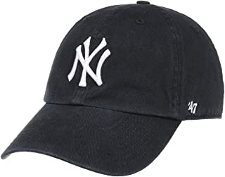 '47 MLB New York Yankees Clean Up Curved V Relax Fit