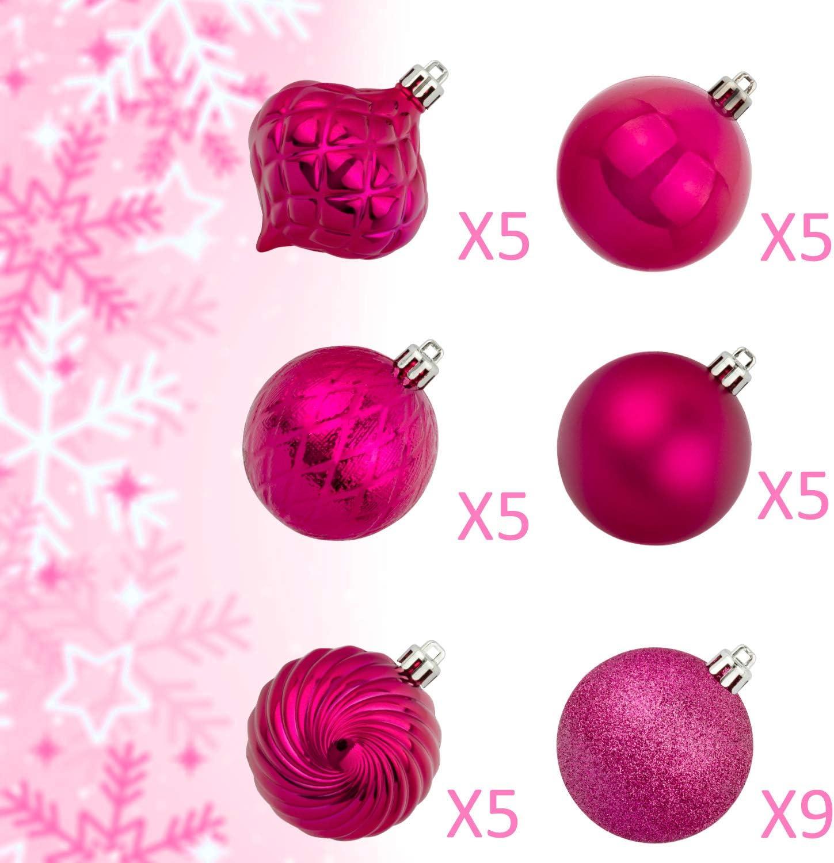 bodas fiestas adornos para /árboles de Navidad irrompibles decoraci/ón del hogar para /árbol de Navidad Bolas de Navidad grandes negras de 10 cm