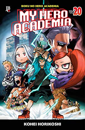 My Hero Academia - Boku No Hero - Volume 20