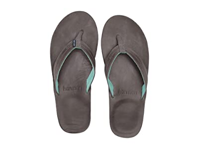hari mari Lakes (Dark Gray/Mint 1) Women