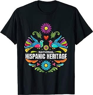 Best hispanic heritage month attire Reviews