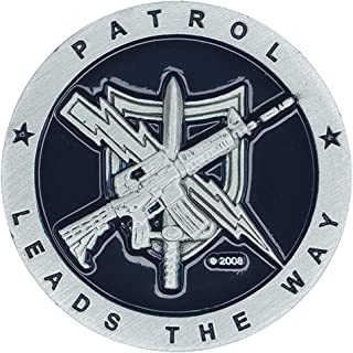 TACTICAL POLICE OFFICER - CHALLENGE COIN