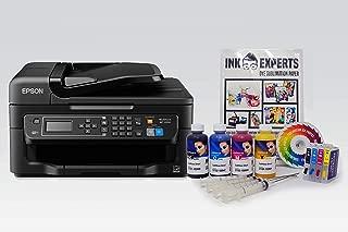 Dye Sublimation Printer Bundle - based on an Epson WF2630 inc. Inktec Sublinova Inks