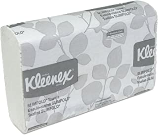 Kc slimfold towel; white 24/ca [PRICE is per EACH]