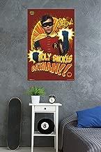 Trends International 1966 Batman-Robin Mount Wall Poster, 22.375
