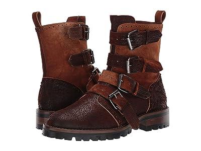 Corral Boots F1184 (Dark/Brown) Women