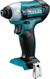 Makita DT03Z 12V max CXT Lithium-Ion Cordless Impact Driver, Tool Only