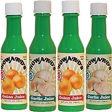 Garlic and Onion Seasoning Juice Combo Pack (