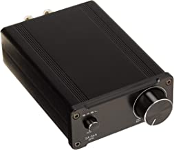 SMSL SA-36A Pro HIFI Digital Amplifier AMP with 12V Power Adapter Black