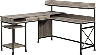 Sauder Canal Street L-Desk, L: 60.75
