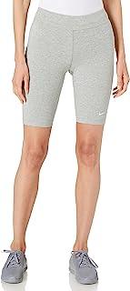 Nike W NSW Essntl Bike Short Lbr Mr Leggings Femme