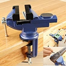 MYTEC Home Vise Clamp-On Vise,2.5