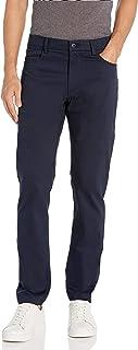 Van Heusen Men's Slim Fit Flex Super Soft Tech Pant