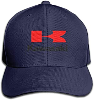 TIANXIN New 100% Organic Cotton Customized Kawasaki Motorcycles Logos Vector Funny Casquette for Mans Hat White