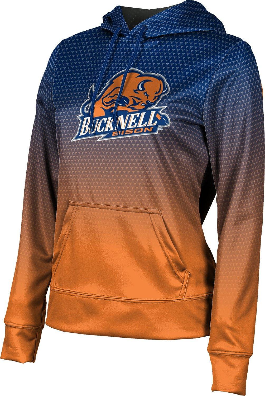 ProSphere Bucknell University Girls' Pullover Hoodie, School Spirit Sweatshirt (Zoom)