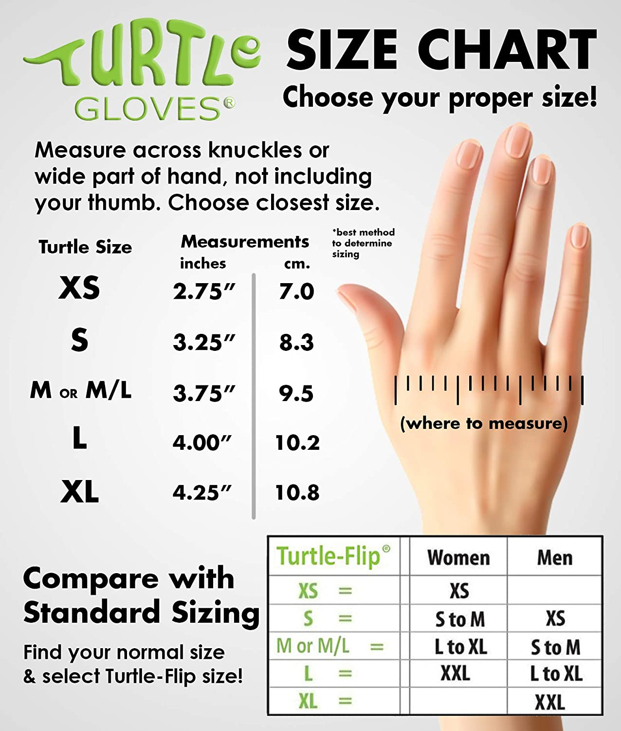 Turtle Gloves Midweight Convertible Running Mittens for Winter