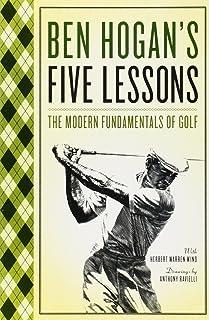 پنج درس بن هقان: اصول مدرن گلف