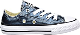 Converse Chuck Taylor All Star Ox Little Kids Blue Fir/White/Black 357662f