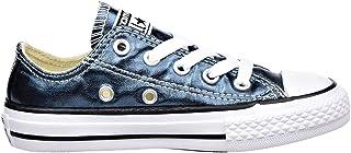 Converse Chuck Taylor All Star Ox Little Kids Blue Fir/White/Black 357662f