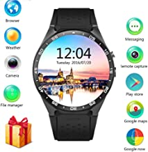 LEMFO KW88 3G Smart watch, Android 5.1 OS, Quad Core support 2.0MP Camera Bluetooth SIM..
