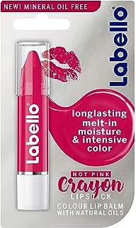 قلم أحمر الشفاه من لابيلو، بلسم ملوّن للشفاه، وردي قرمزي، 3غ