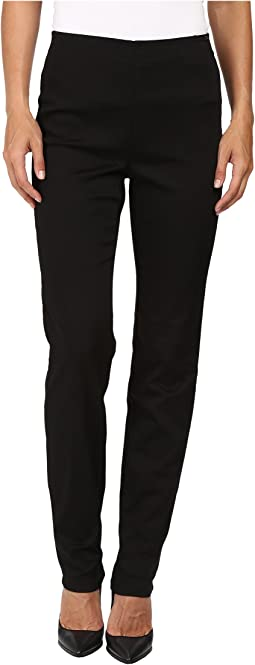 D-Lux Denim Pull-On Super Jegging in Ebony