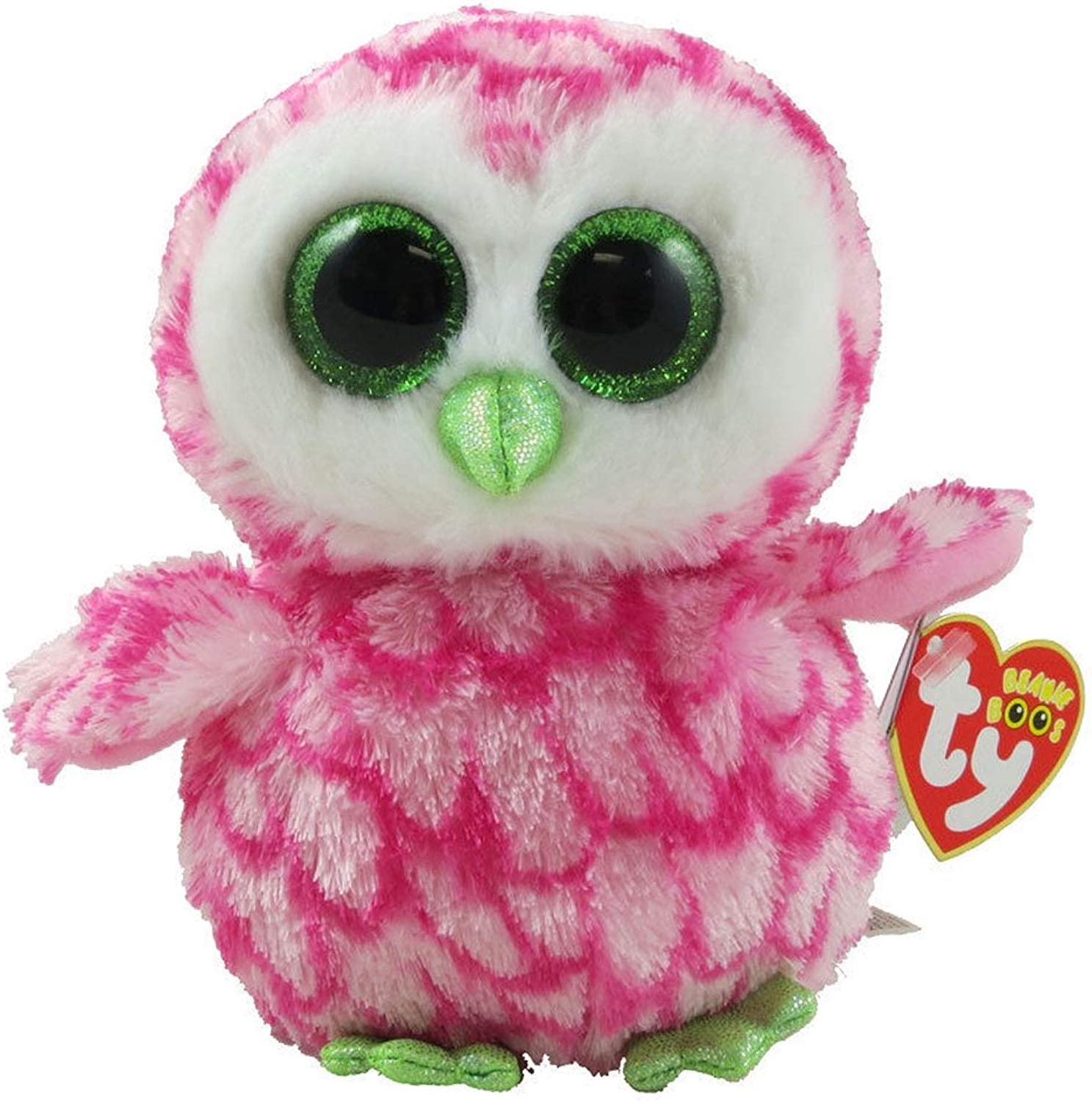 Bubbly Exclusive Ty Beanie Boo 6 by Ty Beanie Boos