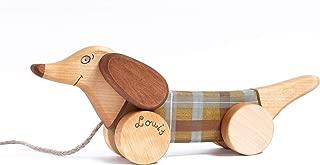 Schiebespielzeug Ente Holz Personalisierte Geschenke zum 1-2 Geburtstag