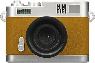 GREEN HOUSE 30万画素 ミニデジタルトイカメラ MINI DIGI ブラウン&シルバー GH-TCAM30CBR