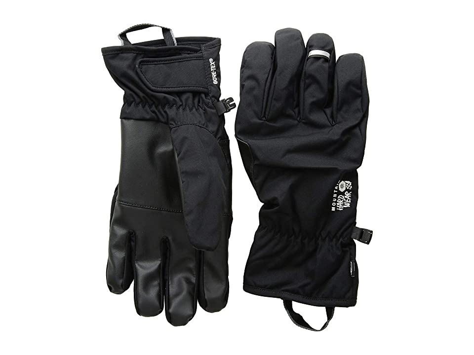 Mountain Hardwear Plasmic GORE-TEX Gloves (Black) Snowboard Gloves