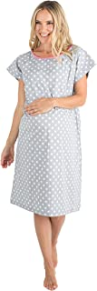 Gownies - Labor & Delivery Maternity Hospital Gown (XXL pre pregnancy 16-22, Lisa)