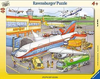 Ravensburger 06700 8 Little Airport Puzzle